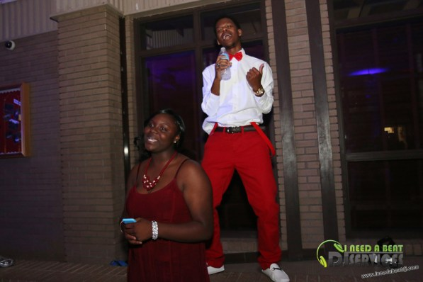 Clinch County High School Homecoming Dance 2015 School Dance DJ (165)