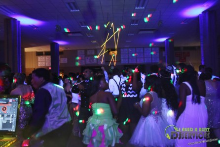 Clinch County High School Homecoming Dance 2015 School Dance DJ (180)