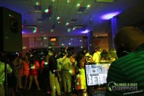 Clinch County High School Homecoming Dance 2015 School Dance DJ (184)