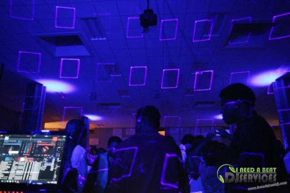 Clinch County High School Homecoming Dance 2015 School Dance DJ (197)