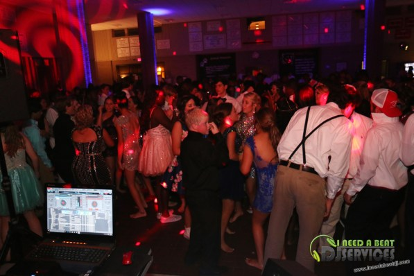 Clinch County High School Homecoming Dance 2015 School Dance DJ (31)