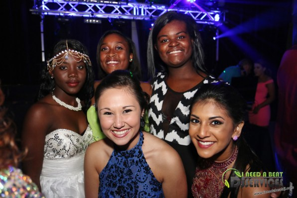Clinch County High School Homecoming Dance 2015 School Dance DJ (45)