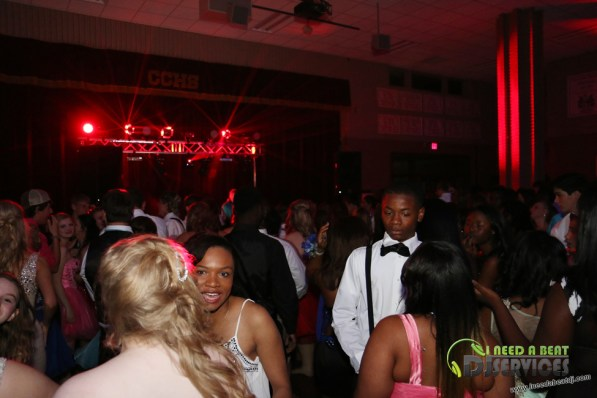 Clinch County High School Homecoming Dance 2015 School Dance DJ (74)