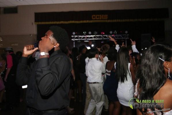 Clinch County High School Homecoming Dance 2015 School Dance DJ (9)