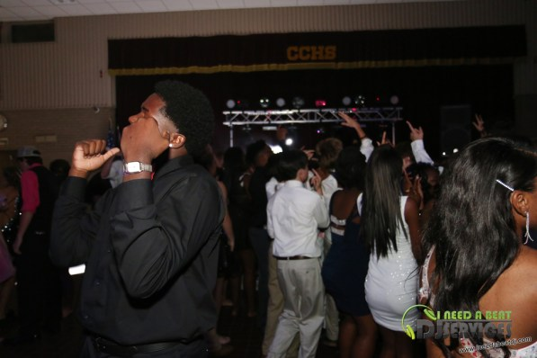 Clinch County High School Homecoming Dance 2015 School Dance DJ (9)