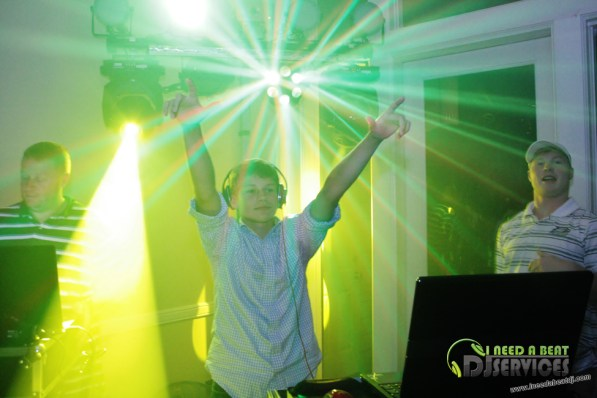 Ethan Strickland 14th Birthday Party Mobile DJ (166)