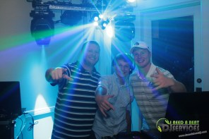 Ethan Strickland 14th Birthday Party Mobile DJ (170)