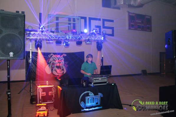 Lanier County High School Homecoming Dance DJ Services (1)