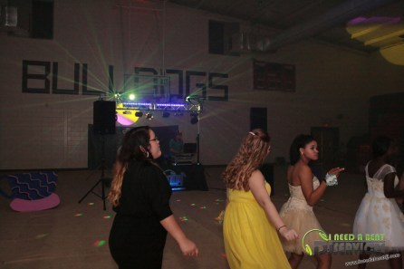 Lanier County High School Homecoming Dance DJ Services (10)