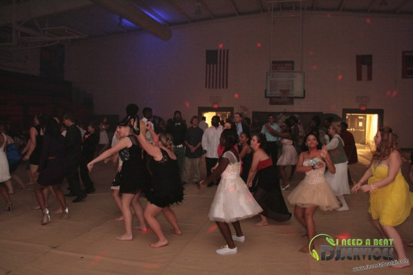 Lanier County High School Homecoming Dance DJ Services (20)