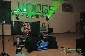 Lanier County High School Homecoming Dance DJ Services (4)