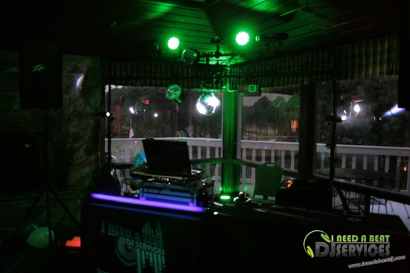 Mobile DJ Services Waycross Jaycees Rock The 80's Party (10)