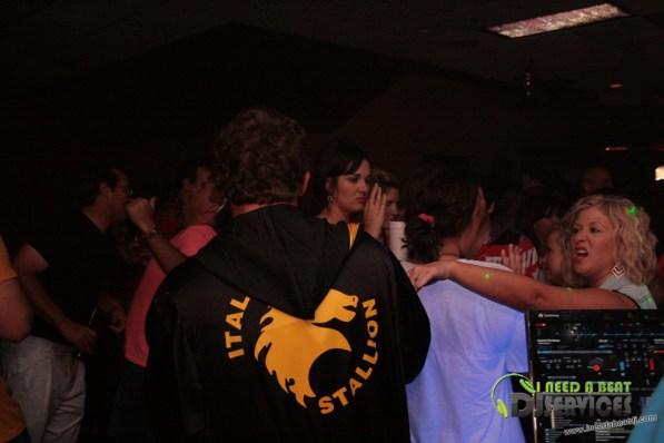 Mobile DJ Services Waycross Jaycees Rock The 80's Party (101)