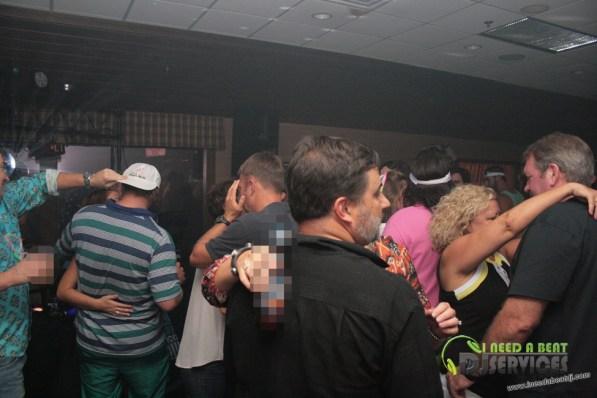 Mobile DJ Services Waycross Jaycees Rock The 80's Party (201)