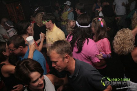 Mobile DJ Services Waycross Jaycees Rock The 80's Party (203)
