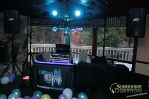 Mobile DJ Services Waycross Jaycees Rock The 80's Party (5)