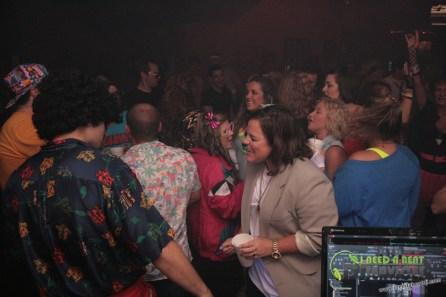 Mobile DJ Services Waycross Jaycees Rock The 80's Party (82)