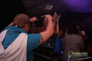 Mobile DJ Services Waycross Jaycees Rock The 80's Party (92)