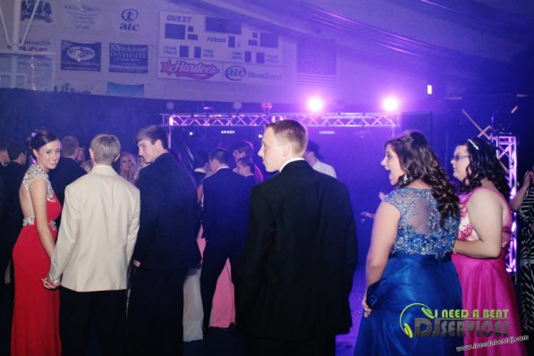 Pierce County High School PROM 2015 School Dance DJ (131)