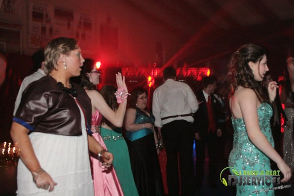 Pierce County High School PROM 2015 School Dance DJ (179)