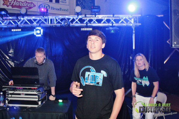 Pierce County High School PROM 2015 School Dance DJ (196)