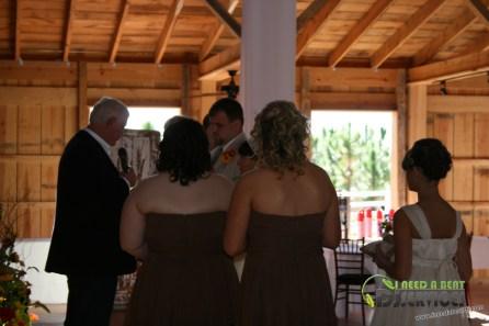 Tasha & Dalton Perry Wedding & Reception Twin Oaks Farms Mobile DJ Services (10)