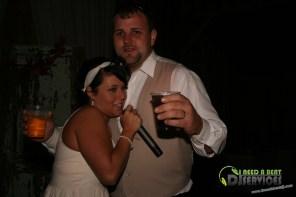 Tasha & Dalton Perry Wedding & Reception Twin Oaks Farms Mobile DJ Services (125)
