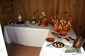 Tasha & Dalton Perry Wedding & Reception Twin Oaks Farms Mobile DJ Services (17)