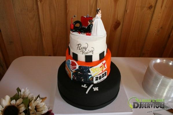 Tasha & Dalton Perry Wedding & Reception Twin Oaks Farms Mobile DJ Services (20)