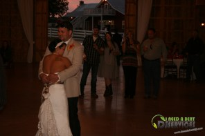 Tasha & Dalton Perry Wedding & Reception Twin Oaks Farms Mobile DJ Services (28)