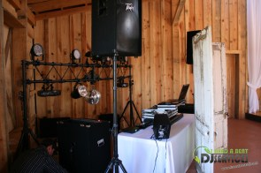 Tasha & Dalton Perry Wedding & Reception Twin Oaks Farms Mobile DJ Services (3)