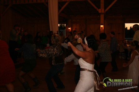 Tasha & Dalton Perry Wedding & Reception Twin Oaks Farms Mobile DJ Services (32)
