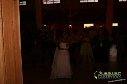 Tasha & Dalton Perry Wedding & Reception Twin Oaks Farms Mobile DJ Services (33)