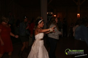 Tasha & Dalton Perry Wedding & Reception Twin Oaks Farms Mobile DJ Services (35)