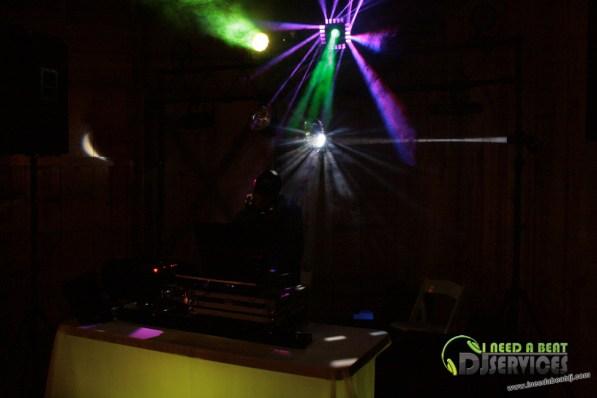 Tasha & Dalton Perry Wedding & Reception Twin Oaks Farms Mobile DJ Services (42)