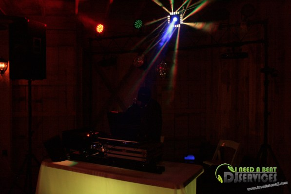 Tasha & Dalton Perry Wedding & Reception Twin Oaks Farms Mobile DJ Services (45)