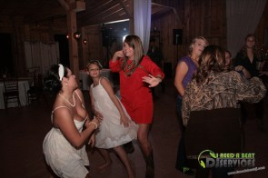 Tasha & Dalton Perry Wedding & Reception Twin Oaks Farms Mobile DJ Services (68)
