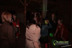 Tasha & Dalton Perry Wedding & Reception Twin Oaks Farms Mobile DJ Services (70)