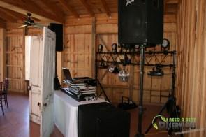 Tasha & Dalton Perry Wedding & Reception Twin Oaks Farms Mobile DJ Services (8)
