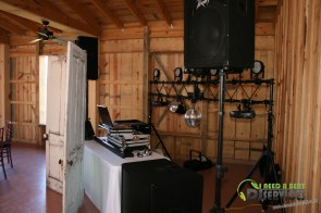 Tasha & Dalton Perry Wedding & Reception Twin Oaks Farms Mobile DJ Services (8)