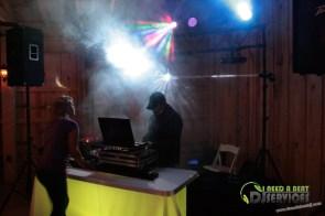 Tasha & Dalton Perry Wedding & Reception Twin Oaks Farms Mobile DJ Services (84)