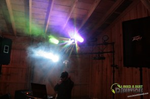 Tasha & Dalton Perry Wedding & Reception Twin Oaks Farms Mobile DJ Services (90)