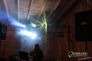 Tasha & Dalton Perry Wedding & Reception Twin Oaks Farms Mobile DJ Services (91)