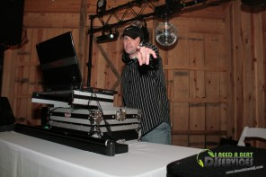 Tasha & Dalton Perry Wedding & Reception Twin Oaks Farms Mobile DJ Services (93)