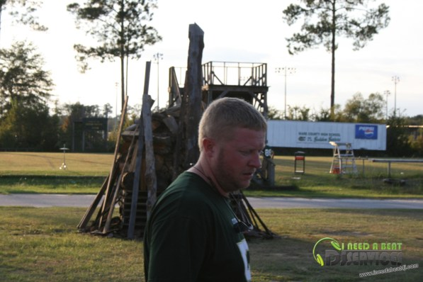 Ware County High School Homecoming Bonfire Pep Rally Mobile DJ Services (1)