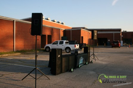 Ware County High School Homecoming Bonfire Pep Rally Mobile DJ Services (11)