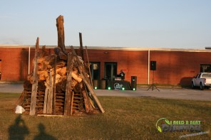 Ware County High School Homecoming Bonfire Pep Rally Mobile DJ Services (17)