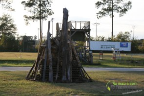 Ware County High School Homecoming Bonfire Pep Rally Mobile DJ Services (2)