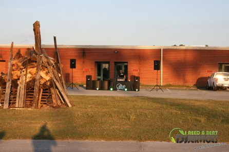 Ware County High School Homecoming Bonfire Pep Rally Mobile DJ Services (21)