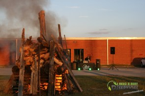 Ware County High School Homecoming Bonfire Pep Rally Mobile DJ Services (24)
